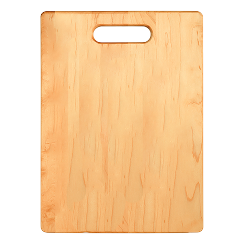 Serving Board - Rectangle - Maple 9.75in x 13.75in