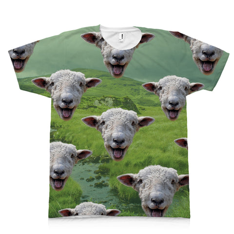 Feeling Sheepish Make Original Mighty T-Shirt