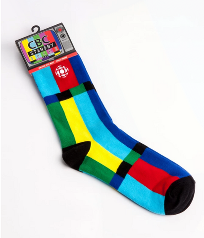 CBC TV Signal Socks