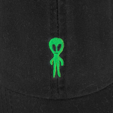 Alien Make Original Black Chino Cap