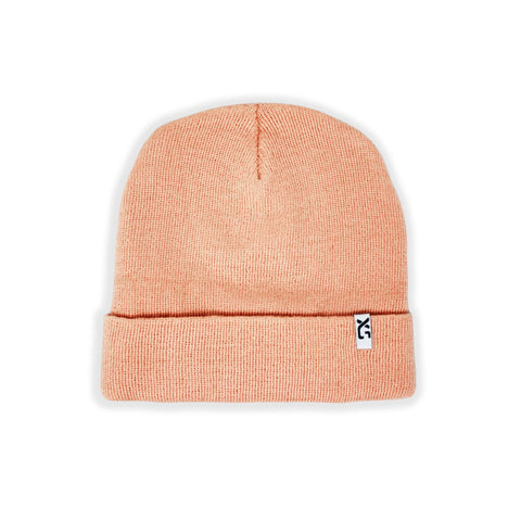 XS Unified Cuffed Beanie - Blush Pink