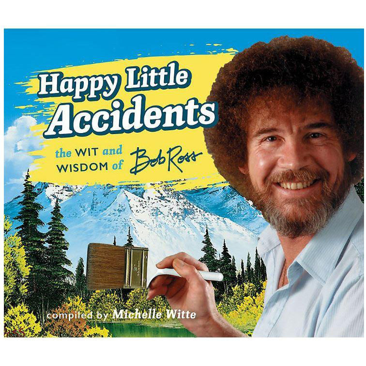 Happy Little Accidents Book