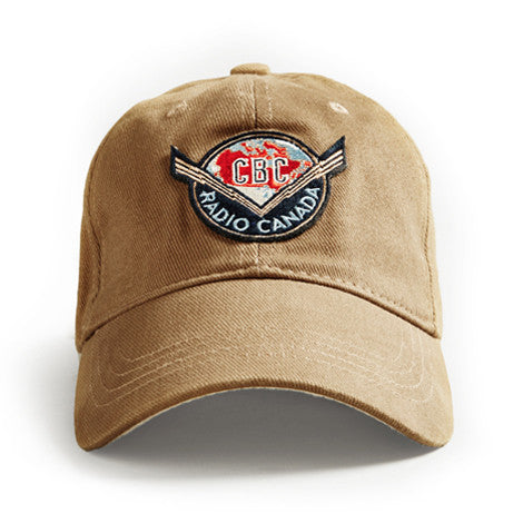 CBC 1940s Cap - Tan