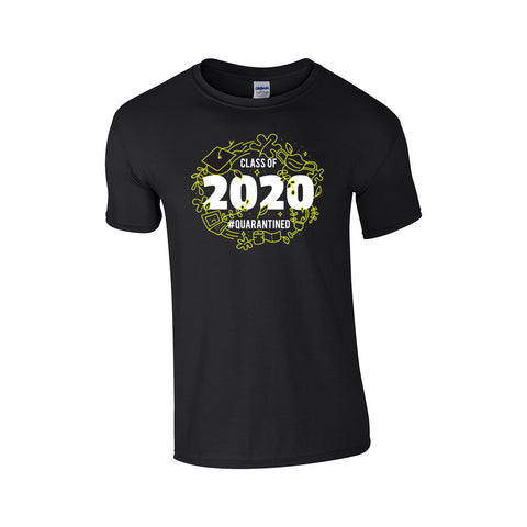 Class of 2020 Make Original Black T-Shirt Mens