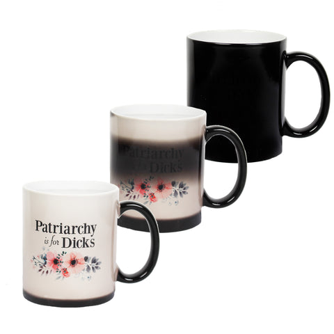 Custom Print Colour Changing Mug 11oz - 325 ml
