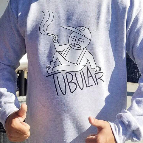 Totally Tubular Custom Sweater