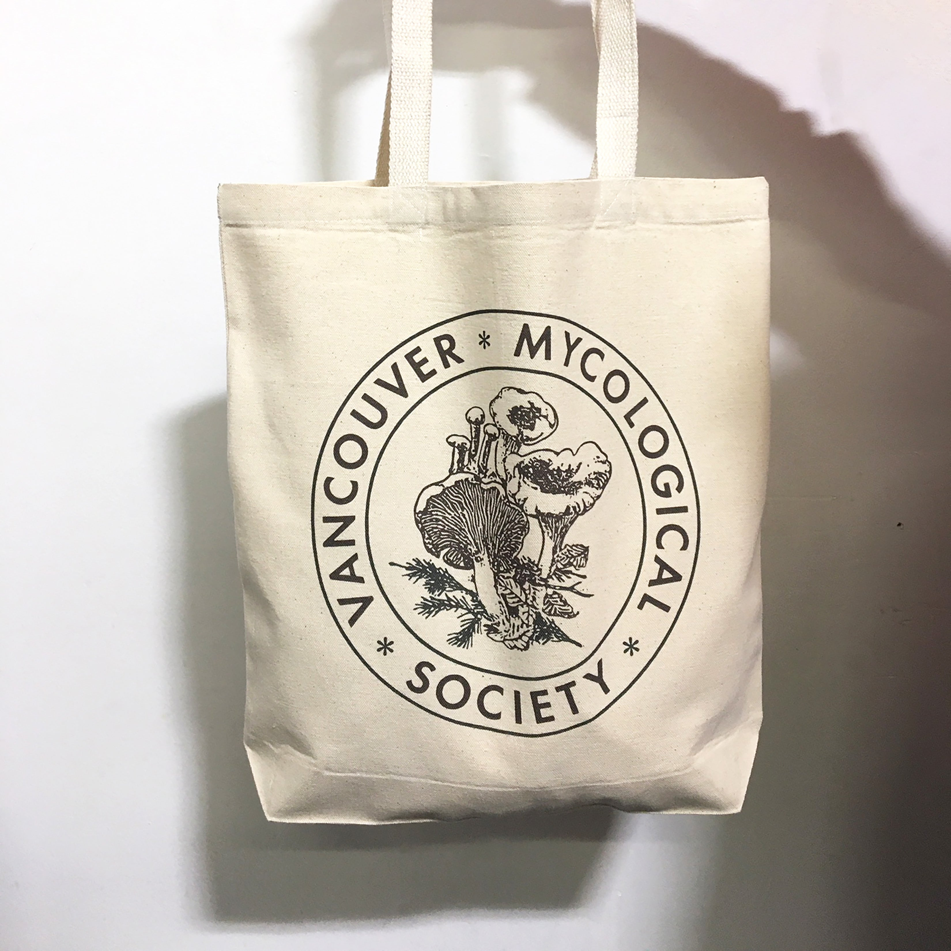 Van Mycological Society Tote Bags