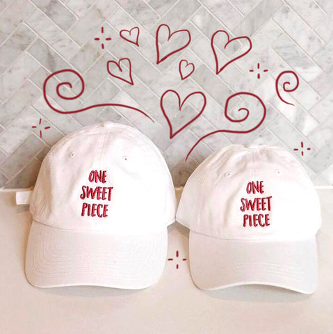 One Sweet Piece Hats