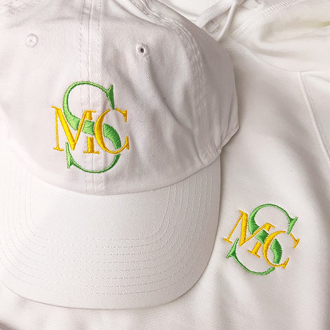 Custom Embroidered Monograms