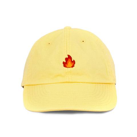 Fire Emoji Make Original Butter Chino Cap