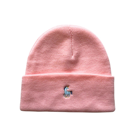 Unicorn Make Original Pink Cuffed Toque