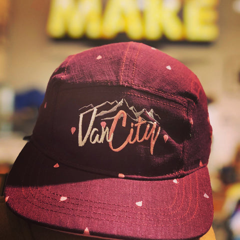 Vancity Embroidered Cap