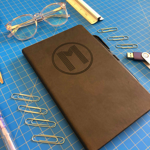 Castelli Laser Engraved Journal For A Custom Gift