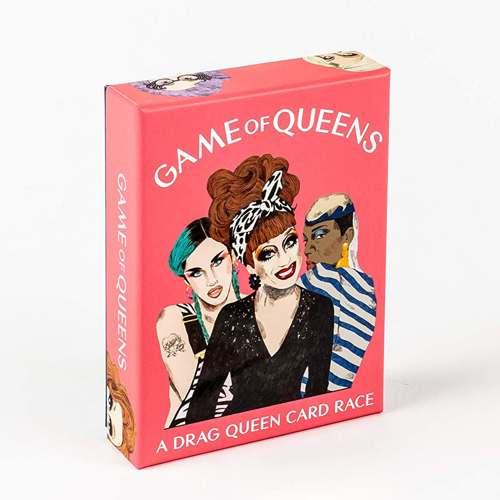 Game of Queens - A Drag Queen Card Race