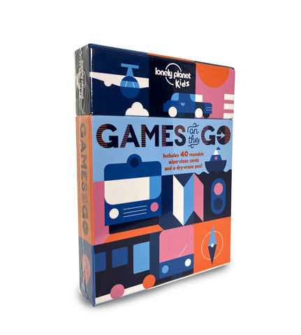 Lonely Planet Games on the Go