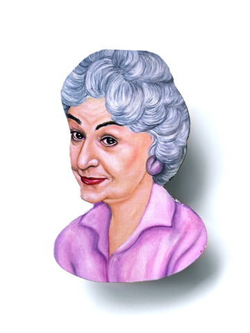 Andrea Hooge - Golden Girls Dorothy Magnet
