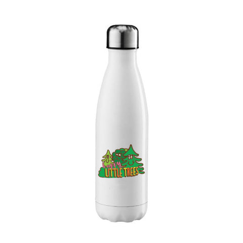 Happy Little Trees Make Original Water Bottle