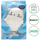 Huggable Hot or Cold Pack - Seal Pup