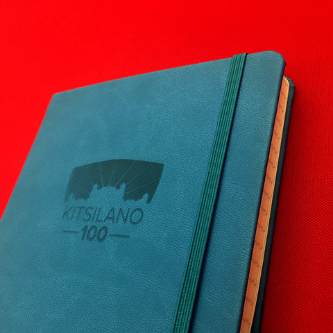 Castelli Laser Engraved Journal For Kits 100