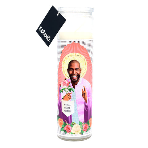 Prayer Candle - Karamo