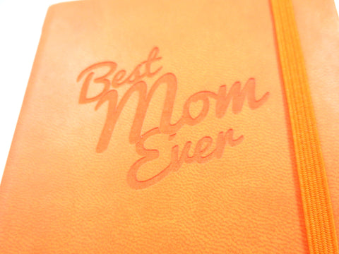 Laser Engraved Mother's Day Journal