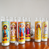 Make Original Prayer Candle - Madonna