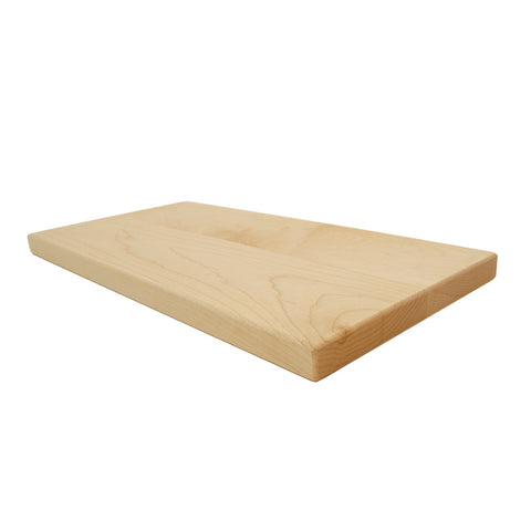 E. Maple Serving Board - 7in x 14in