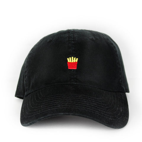 Mini Fries Make Original Black Chino Cap