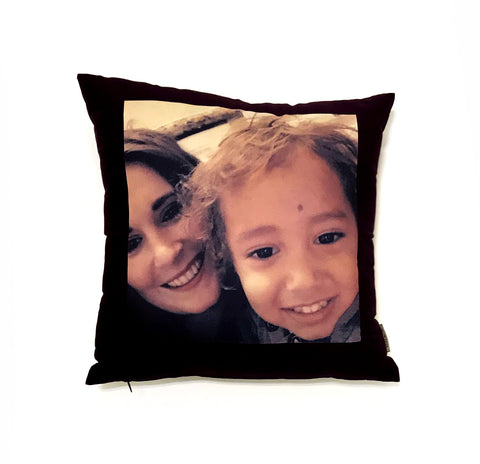 Mum & Son Custom Pillow