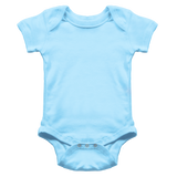 Custom Baby Onesie - Colour