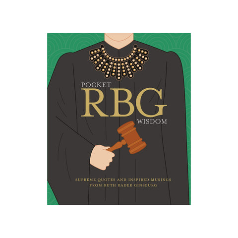 Pocket Wisdom - RBG