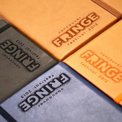 Event Journals with Corporate Branding