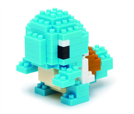 Nanoblocks - Pokemon - Squirtle