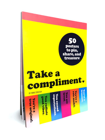 Take A Compliment