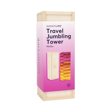 Travel Jumbling Tower Malibu