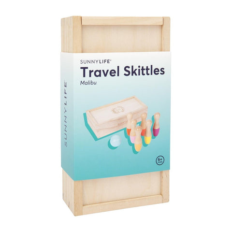Travel Skittles Set of 6 - Malibu
