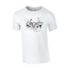 Whiskey Jack Black Make Original White Premium T-Shirt Mens