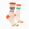 Womens Crew Socks - Ringmaster of the Shit Show