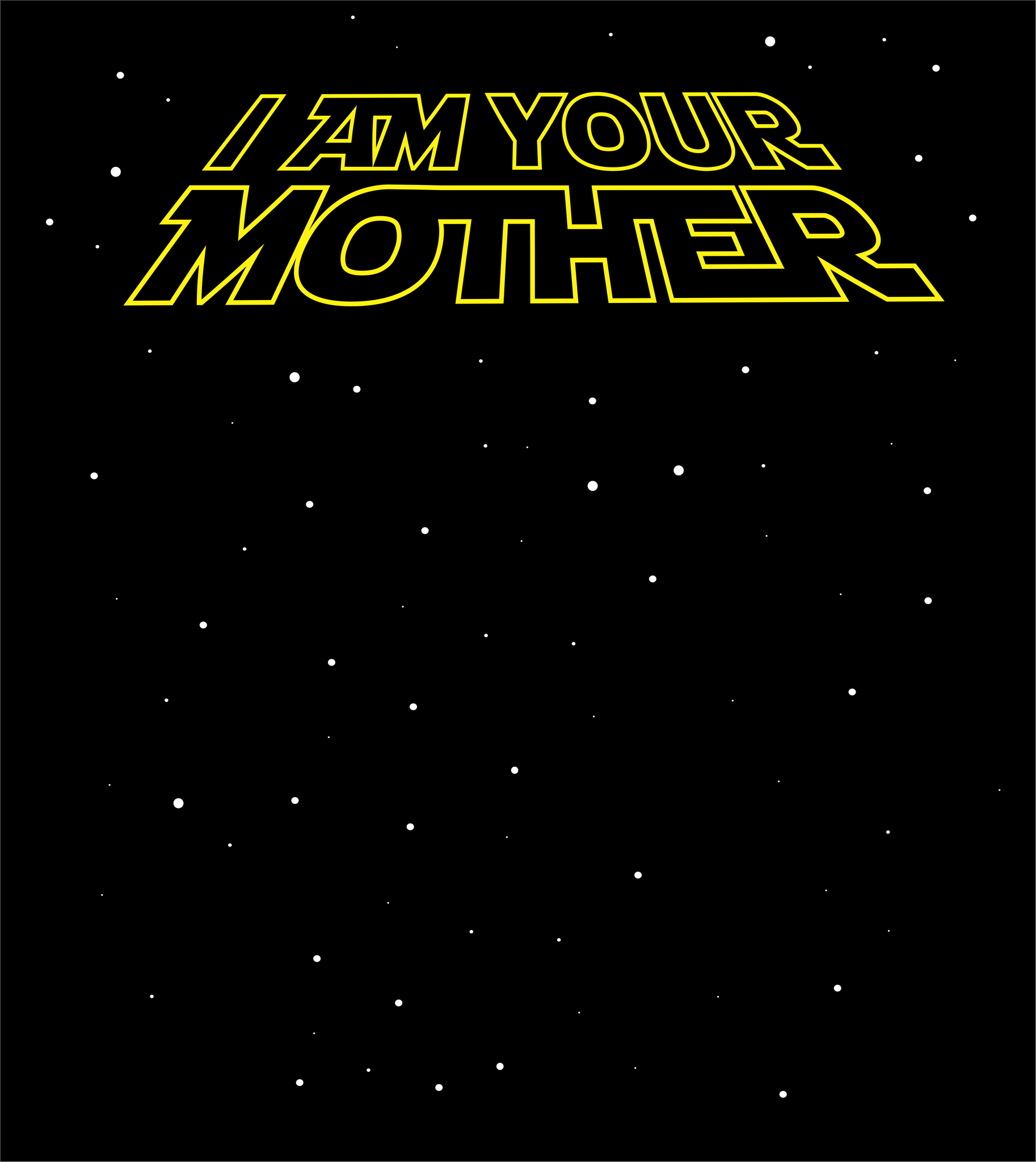 I Am Your Mother...