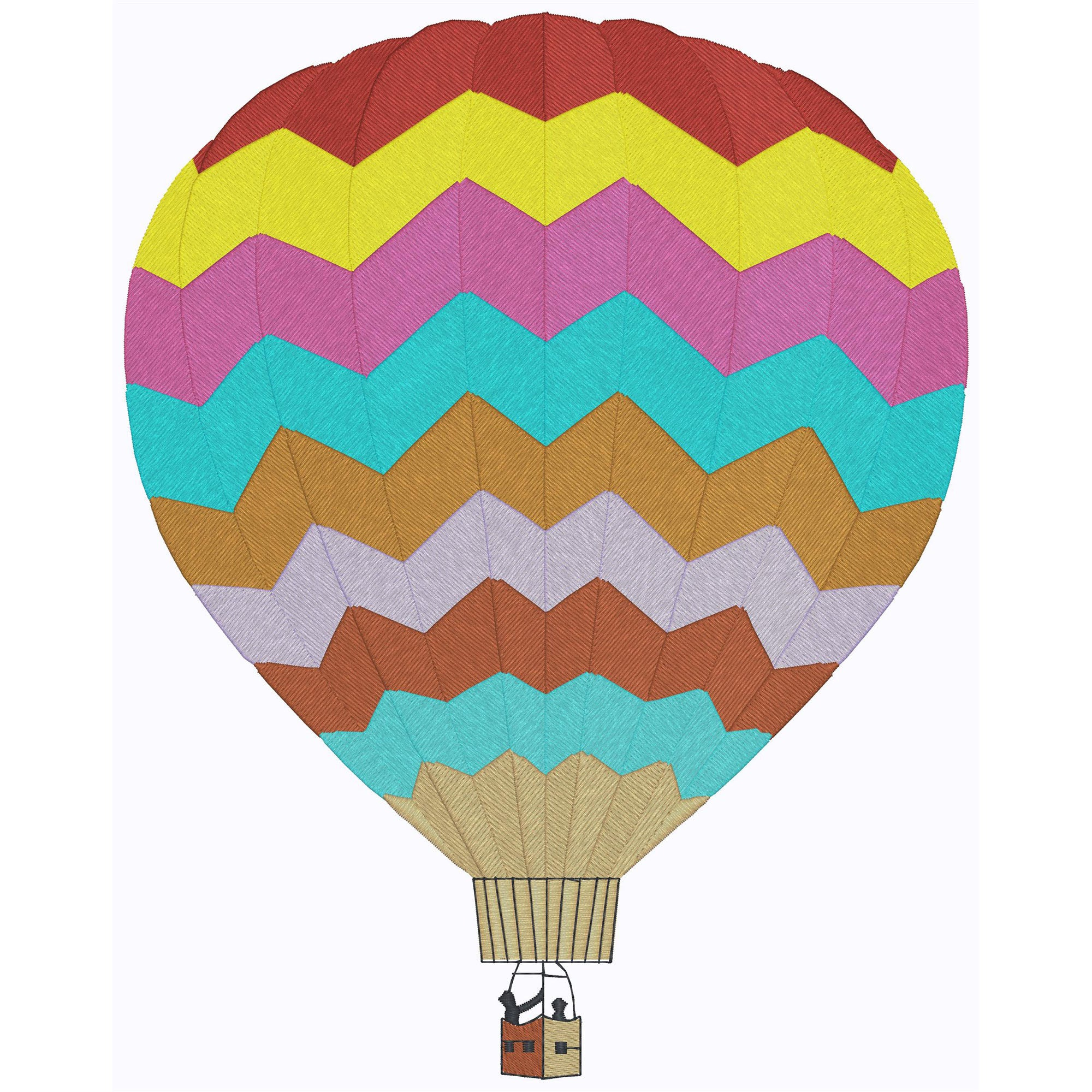 Transportation - Airballoon