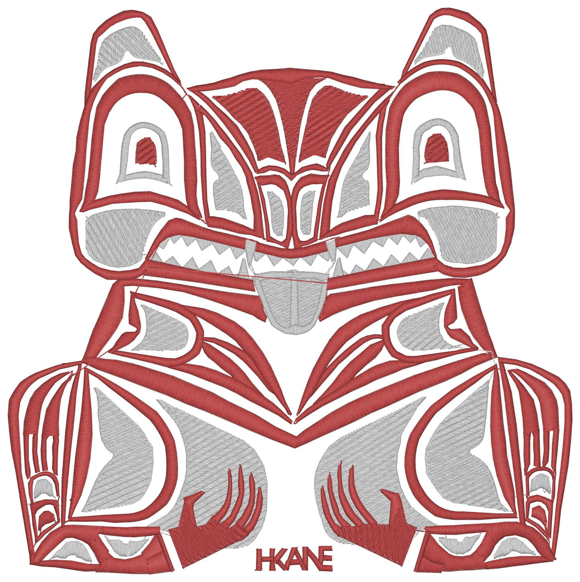 Native Art - Bear