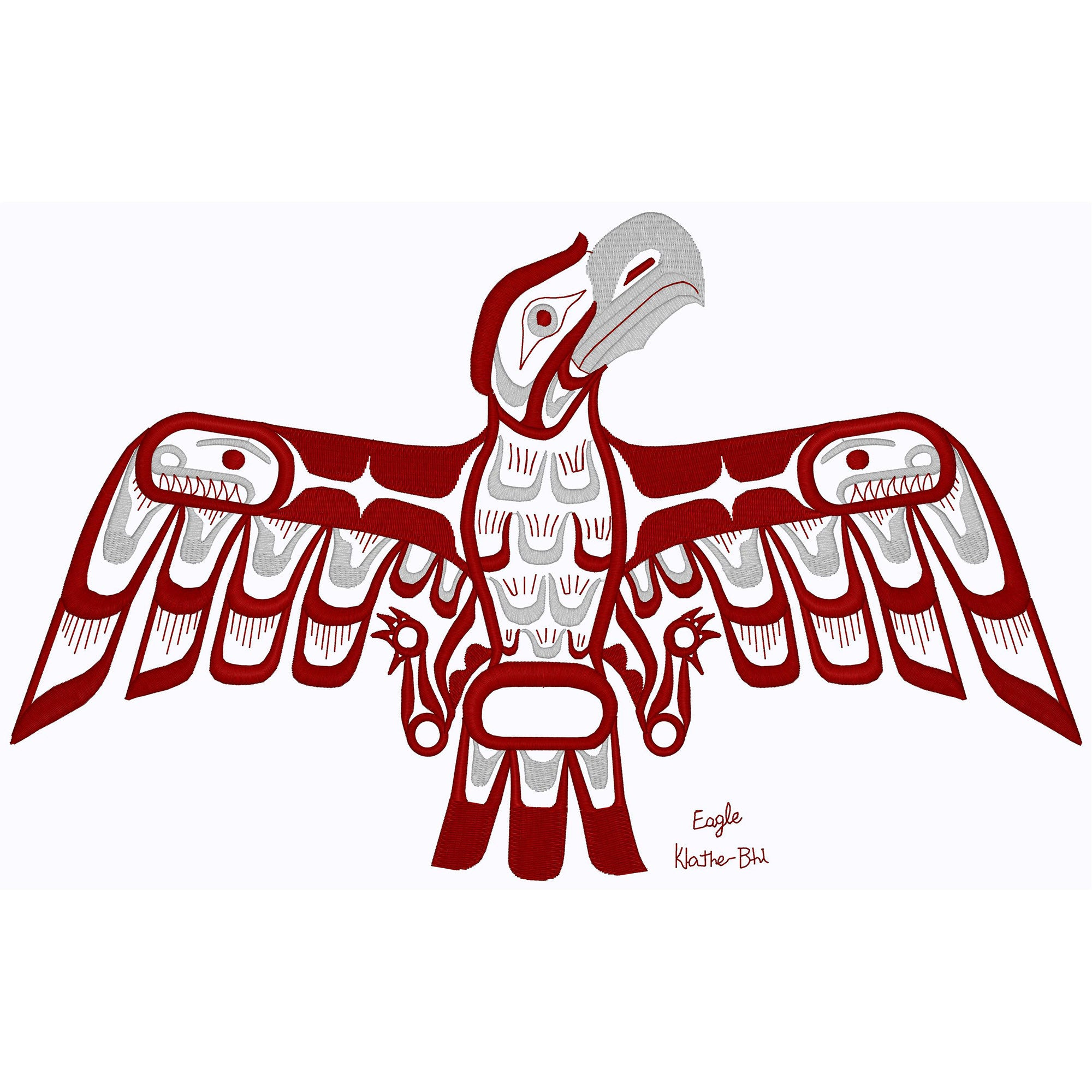 Native Art - Eagle