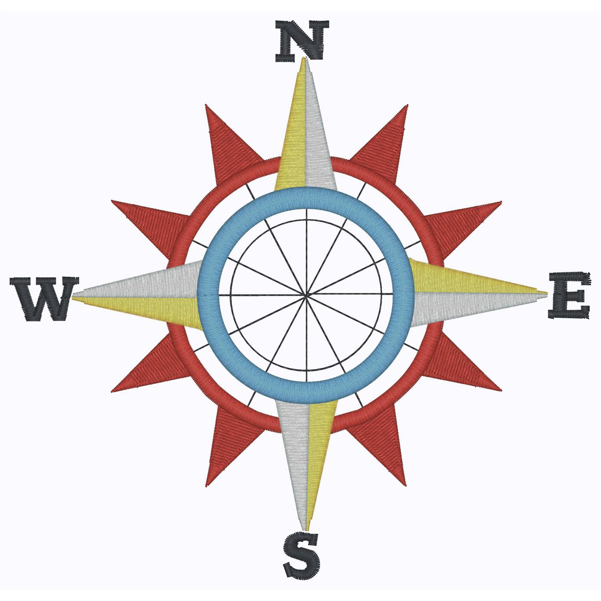 Nautical - Compass