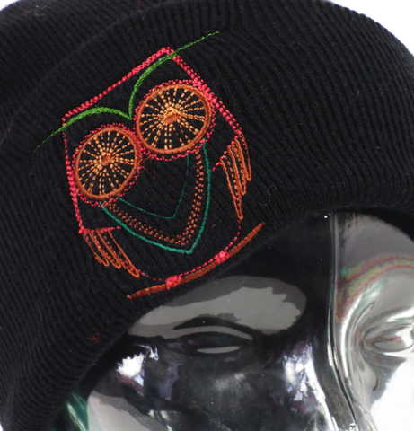 Owl Toque - A Make Original Design