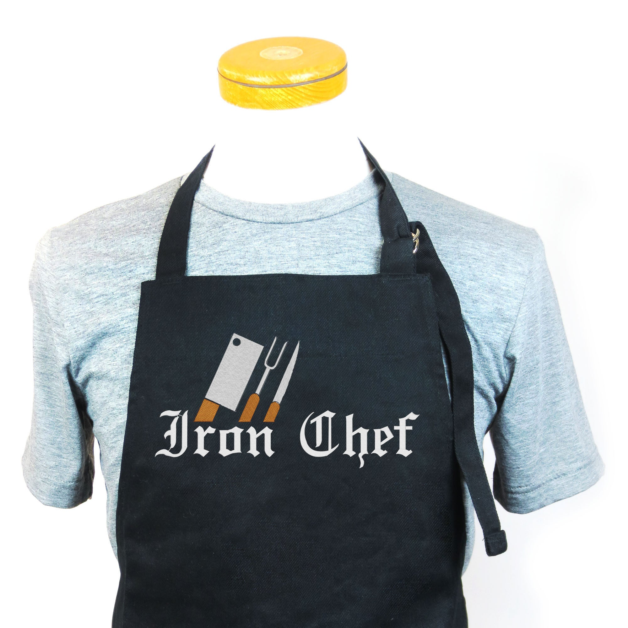 Iron Chef Make Original Apron