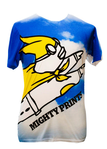 Mighty All-Over Print Unisex T-Shirt