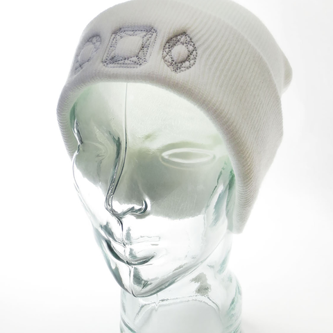 Diamond Design Toque