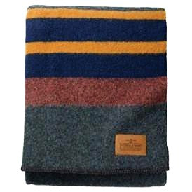 Pendleton  Yakima Twin Camping Blanket - Lake