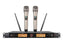 Wireless Microphone UHF 2 Way   Boly 5200