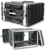 8U ABS Case for Amps